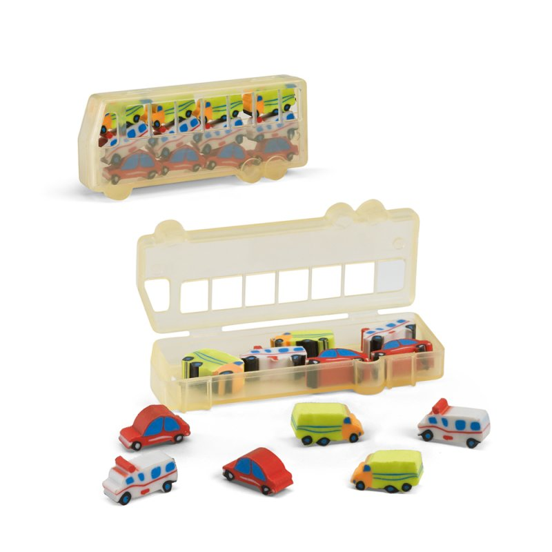 CAR  set gúm